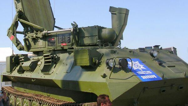 Hệ thống radar định vị Zoopark-1 - Sputnik Việt Nam