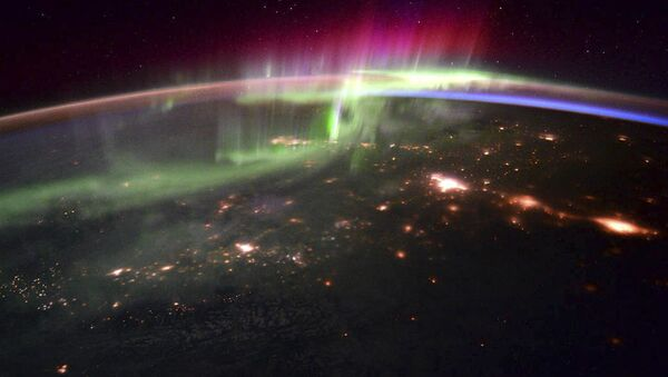 Bắc Cực quang - Sputnik Việt Nam