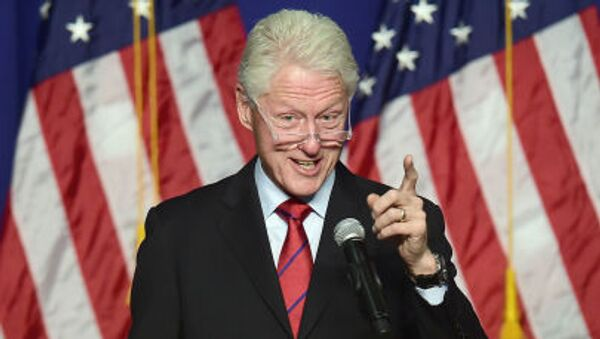 Bill Clinton - Sputnik Việt Nam