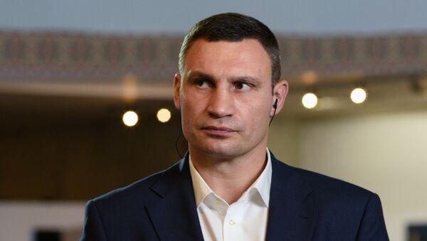 Vitali Klitschko - Sputnik Việt Nam