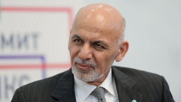 Tổng thống Afghanistan Ashraf Ghani  - Sputnik Việt Nam
