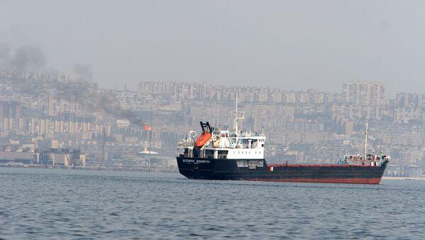 Сon tàu mang dầu mỏ của Iran - Sputnik Việt Nam