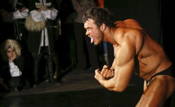 Thành viên tham gia Giải vô địch Bodybuilding, Fitness, Bikini Fitness và Body Fitness thành phố Krasnoyarsk - Sputnik Việt Nam