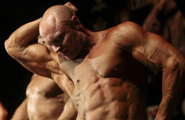 Những người tham gia Giải vô địch Bodybuilding ở Krasnoyarsk - Sputnik Việt Nam