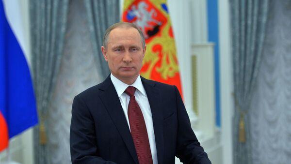 Vladinir Putin - Sputnik Việt Nam