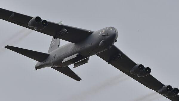Máy bay ném bom B-52 - Sputnik Việt Nam