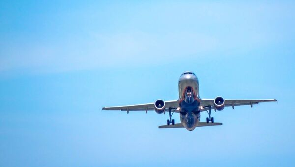 """Máy bay A320 của hãng hàng không """"Aeroflot"""" - Sputnik Việt Nam"""