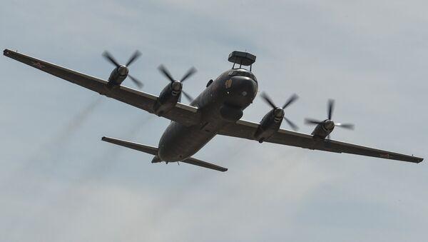 Chuyển giao máy bay chống hạm IL-38N cho Hải quân Nga - Sputnik Việt Nam