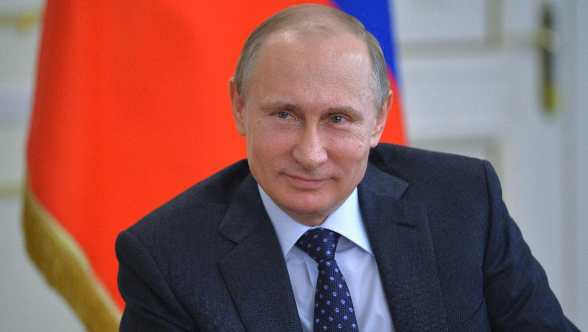 Vladimir Putin   - Sputnik Việt Nam, 1920, 01.06.2021