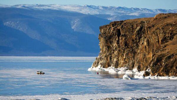 Vịnh Biển Maloe trên hồ Baikal - Sputnik Việt Nam