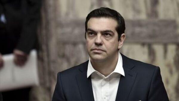 Alexis Tsipras - Sputnik Việt Nam
