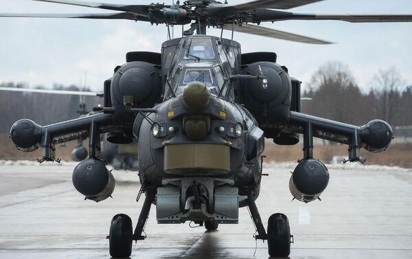Mi-28NM - Sputnik Việt Nam