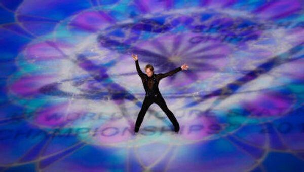 Vận động viên trượt băng nghệ thuật nổi tiếng của Nga Evgeni Plushenko - Sputnik Việt Nam