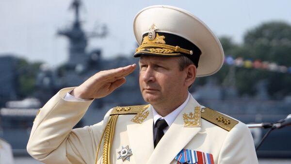 Đô đốc Viktor Chirkov - Sputnik Việt Nam