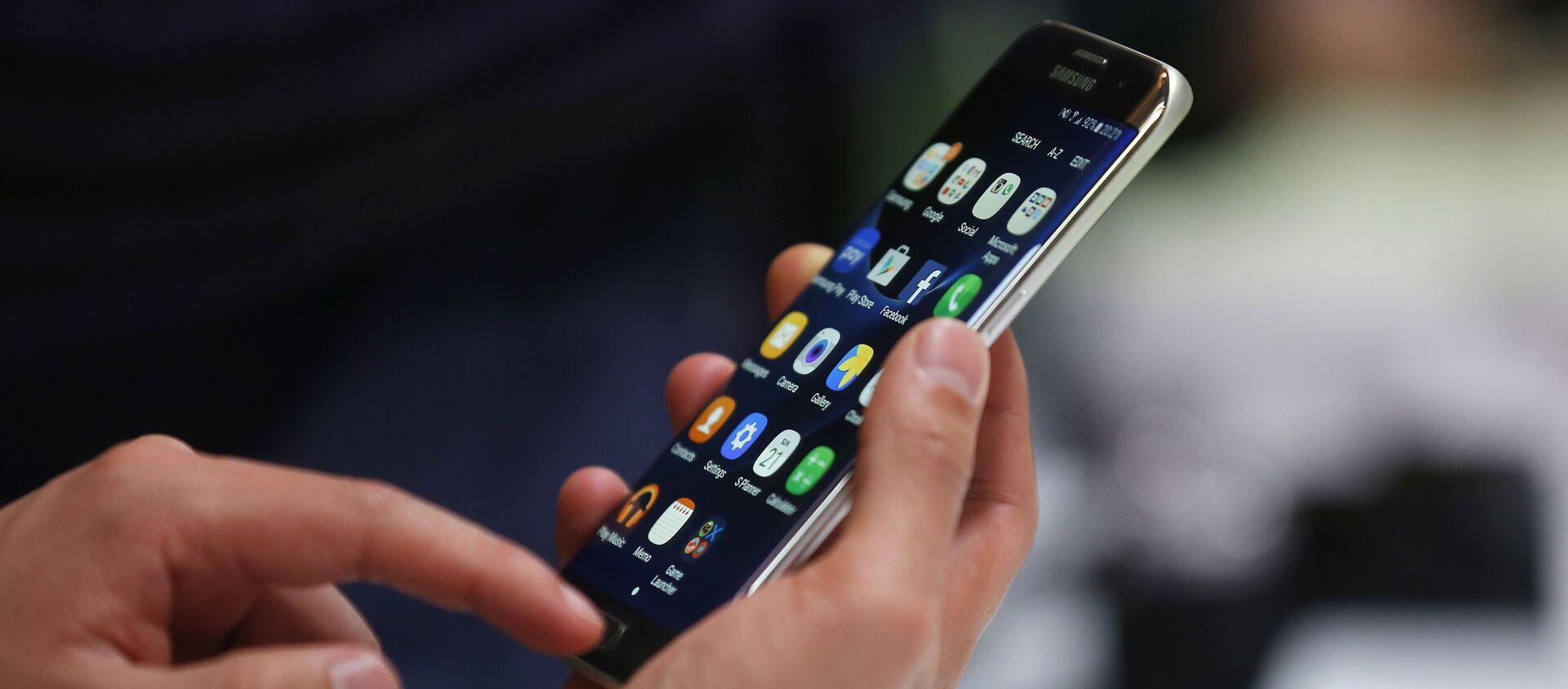 Samsung Galaxy S7 - Sputnik Việt Nam, 1920, 23.04.2021