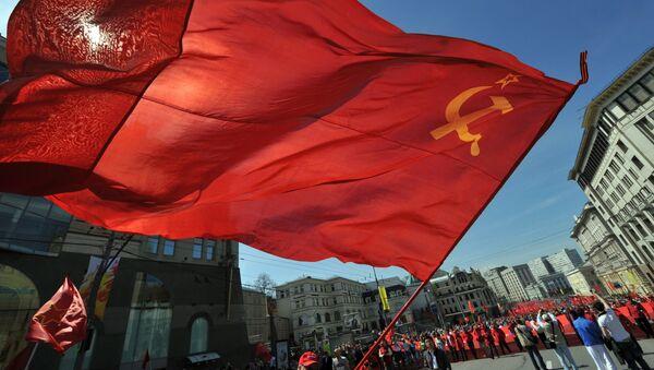 Lá cờ Liên Xô - Sputnik Việt Nam