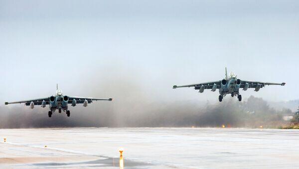 Lực lượng Không quân Nga ra khỏi Syria - Sputnik Việt Nam