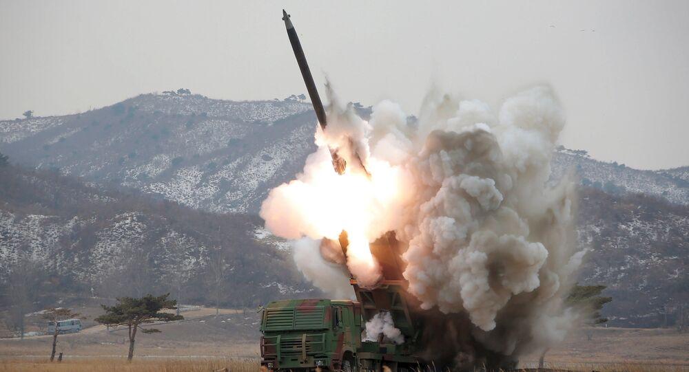 Cuộc phóng tên lửa đạn đạo của Bắc Triều Tiên