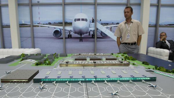 Sân bay Ramenskoye - Sputnik Việt Nam