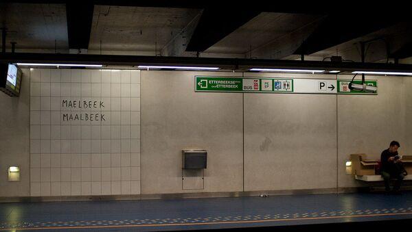 Maelbeek metro station (File) - Sputnik Việt Nam