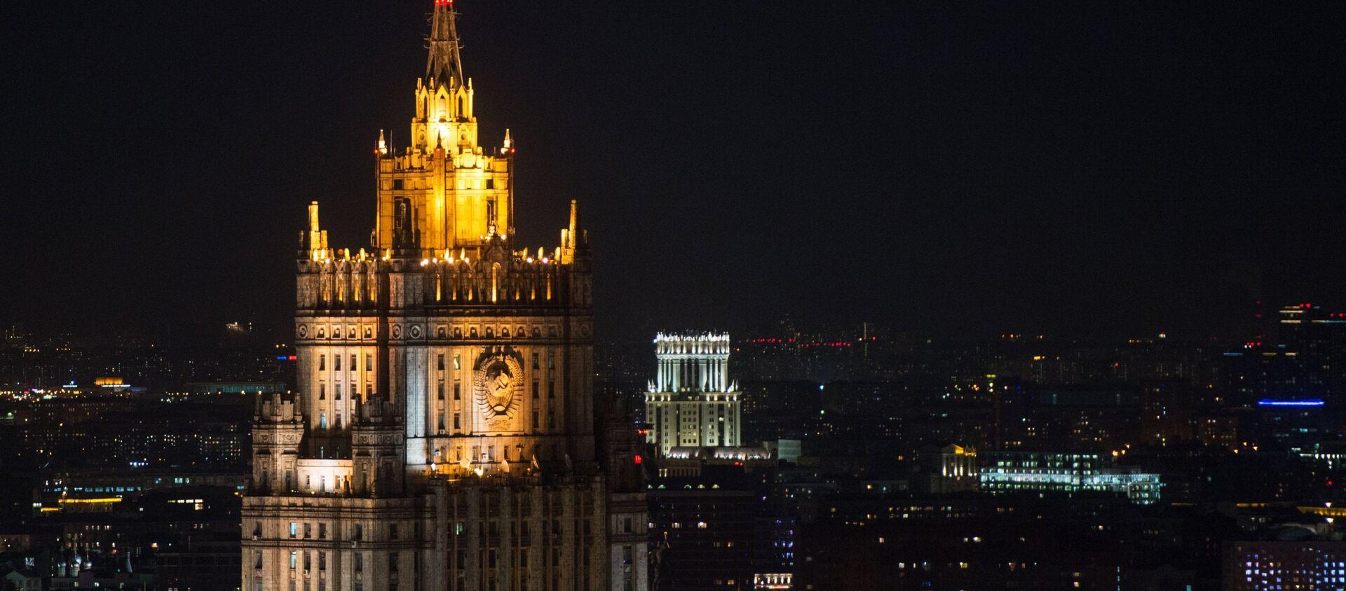 Bộ Ngoại giao Nga - Sputnik Việt Nam, 1920, 04.03.2021
