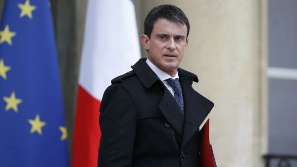 Manuel Valls - Sputnik Việt Nam