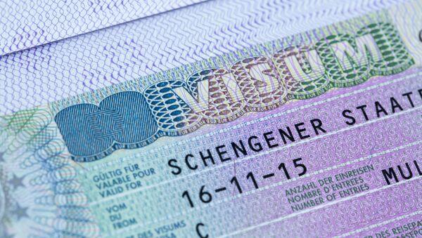 Visa - Sputnik Việt Nam