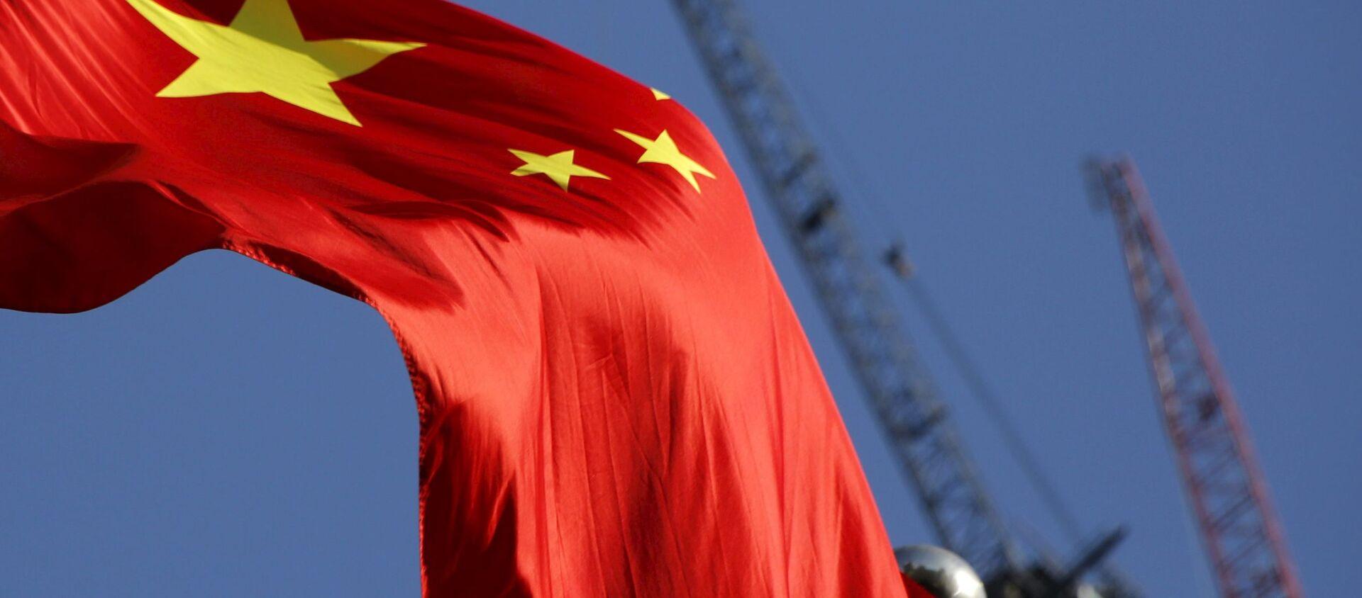 quốc kỳ Trung Quốc - Sputnik Việt Nam, 1920, 18.08.2021