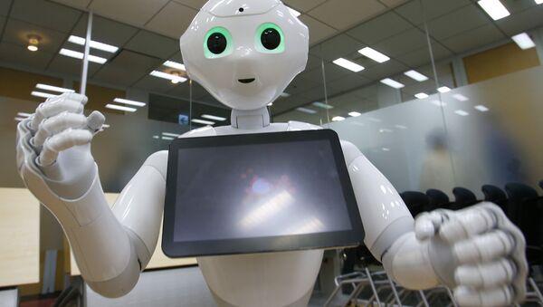 Robot - Sputnik Việt Nam