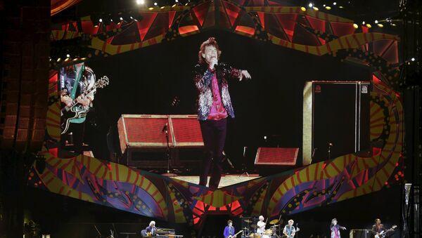 Lần đầu tiên ban nhạc Rolling Stones biểu diễn tại Cuba - Sputnik Việt Nam