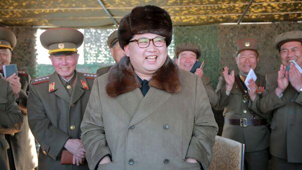 Ông Kim Jong-un - Sputnik Việt Nam
