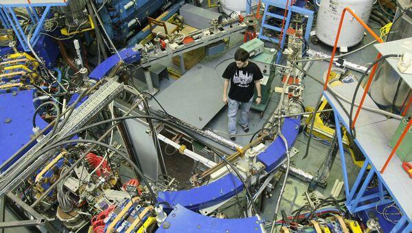 Máy gia tốc hạt siêu dẫn - Sputnik Việt Nam