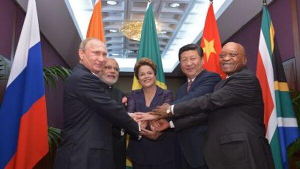 Cuộc gặp của nguyên thủ quốc gia và người đứng đầu Chính phủ các nước thành viên BRICS - Sputnik Việt Nam