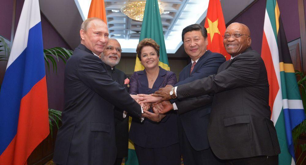 Cuộc gặp của nguyên thủ quốc gia và người đứng đầu Chính phủ các nước thành viên BRICS