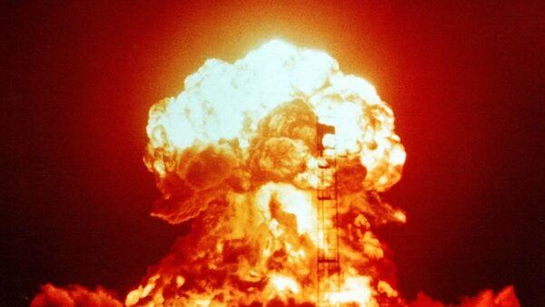 Vụ nổ hạt nhân - Sputnik Việt Nam
