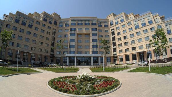 Trường Đại học Tổng hợp Liên bang Viễn Đông (gọi tắt theo tiếng Nga là DVFU) - Sputnik Việt Nam