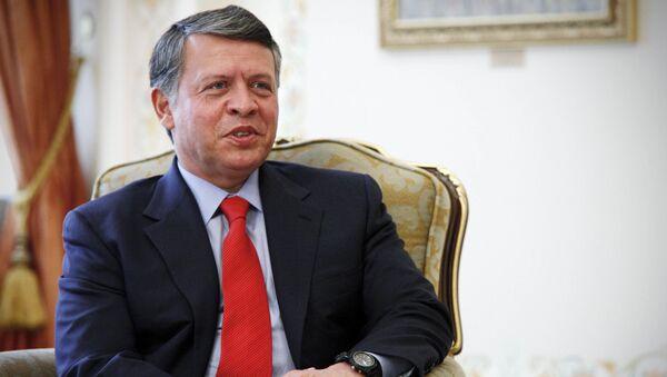 Quốc vương Jordan Abdullah II - Sputnik Việt Nam