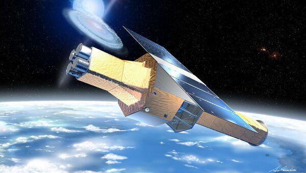 Vệ tinh Nhật Bản Astro-H - Sputnik Việt Nam