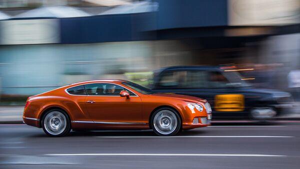 Bentley Continental - Sputnik Việt Nam