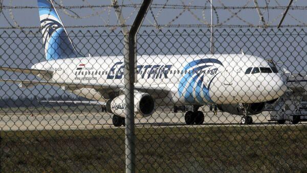 Egyptair Airbus A320 - Sputnik Việt Nam