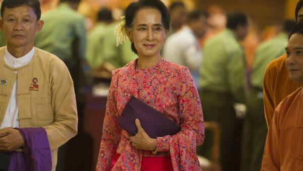 Aung San Suu Kyi - Sputnik Việt Nam