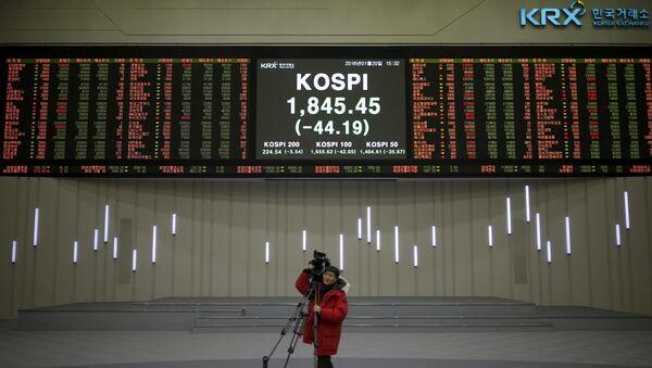 KOSPI của Hàn Quốc - Sputnik Việt Nam