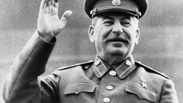 Iosif  Stalin - Sputnik Việt Nam