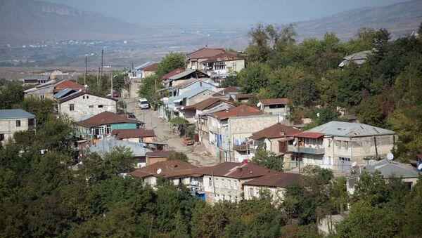 Thành phố Stephanakert, Cộng hoà tự xưng  Nagornyi Karabakh - Sputnik Việt Nam
