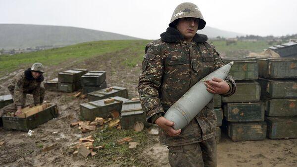 Nagorno-Karabakh - Sputnik Việt Nam