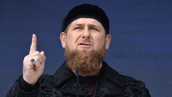 Ramzan Kadyrov - Sputnik Việt Nam