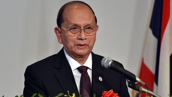 Thein Sein - Sputnik Việt Nam