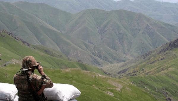 Cộng hòa không được công nhận Nagorno-Karabakh - Sputnik Việt Nam