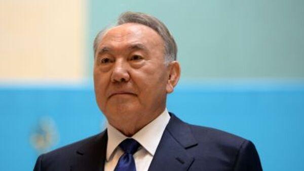 Nursultan Nazarbayev - Sputnik Việt Nam