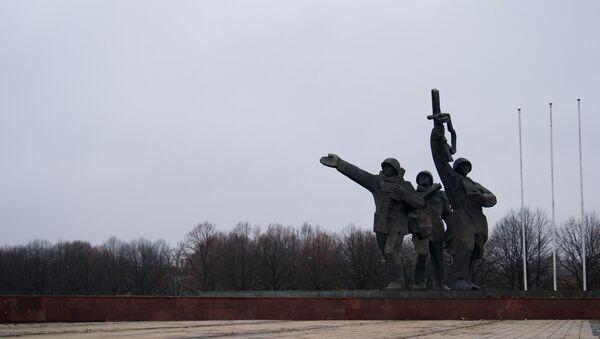 Đài tưởng niệm Những người Giải phóng Riga - Sputnik Việt Nam